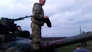 Начало гражданской войны на Украине!