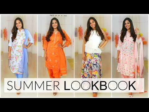 How To Style This Summers - Ethnic Lookbook | ShrutiArjunAnand