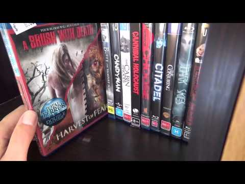 Horror Movie Collection: Shelf 1: 2015