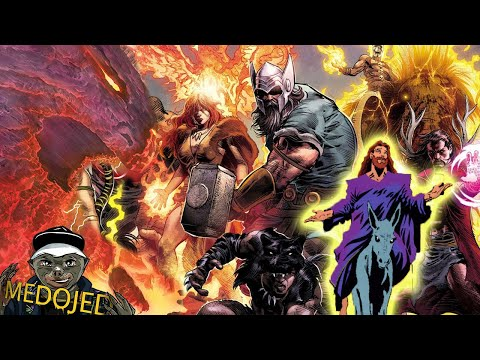 Pravěcí Avengers, Ježíš, One Bellow All! Co vše najdete v Marvelu a čím se liší od DC!
