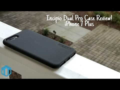 IPhone 7 Plus Incipio Dual Pro Case Review!