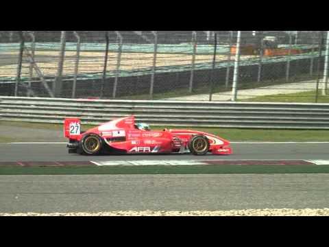 Asia Formula Renault R9, PS Racing Wins @ Shanghai F1 Circuit - Oct 22, 2011
