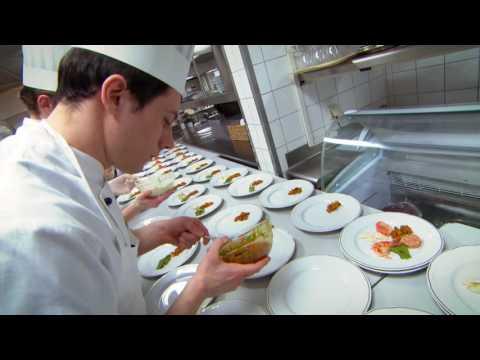 Küchenchef Rudolf Pellkofer Spricht über Seine Arbeit Im Brenners