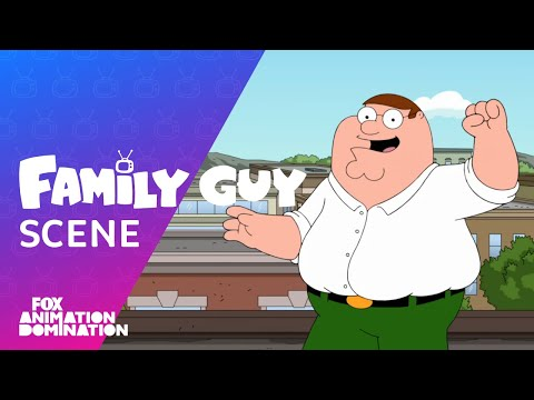 Peter Creates A Video Dedication For Mayor West | Season 17 Ep. 20 | FAMILY GUY