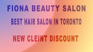 Toronto Black Hair Salon - (647)-770-2011 - Black Hair Salon Toronto