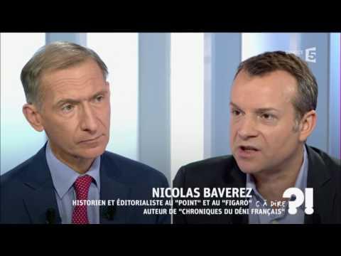 La France est-elle condamnée au déclin ? #cadire 02-02-2017