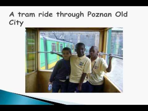 Comenius Project - Year 5 Trip to Poznan, Poland