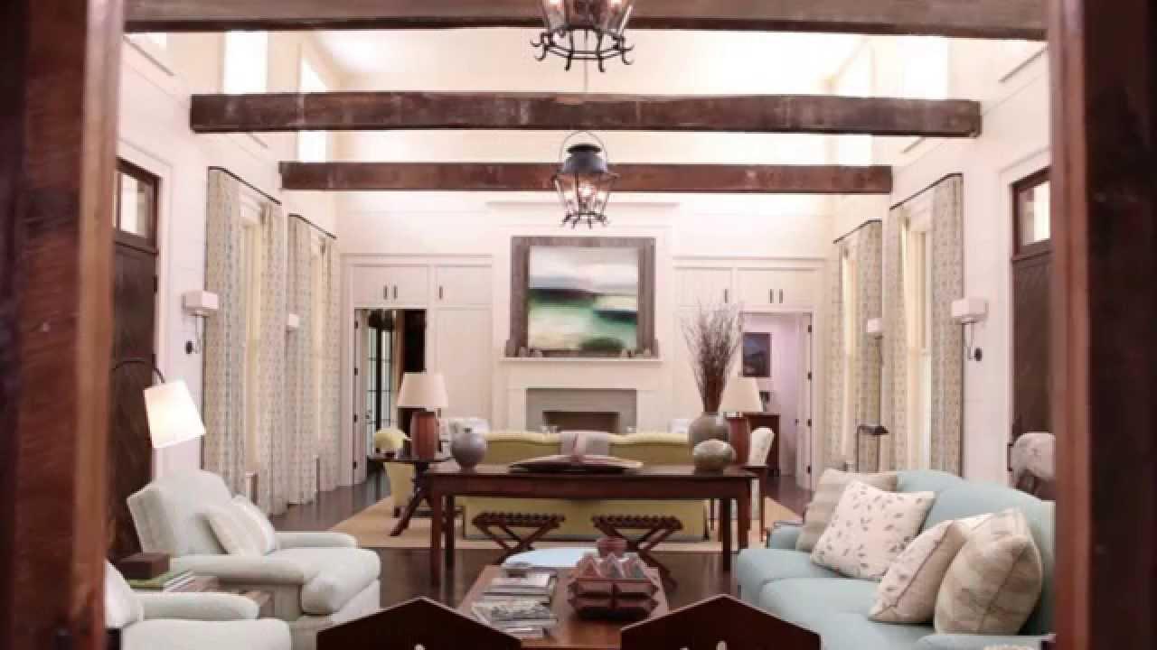Using Barn Doors Instead Of Pocket Doors Southern Living Youtube