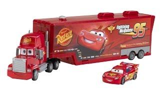 Disney Pixar Cars Truck Haulers Autos Vehicles toys  for kids