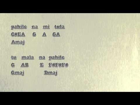 Pahile Na Mi Tula (Marathi Song) Movie: Gupchup Gupchup - Piano Notes