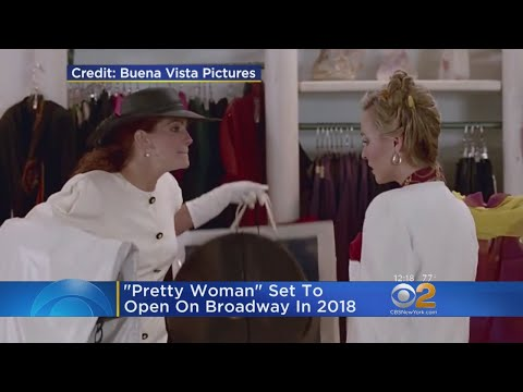 'Pretty Woman' Making Jump From Screen To Broadway Stage
