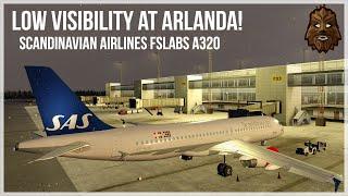 Fslabs A320