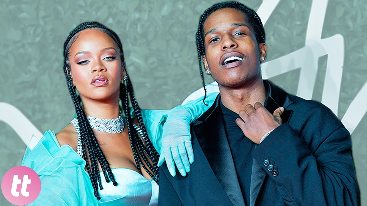 What Rihanna And A$AP Rocky's Relationship Is Like BTS