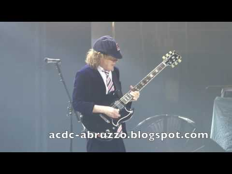 AC/DC Rock or Bust Verizon Center Washington 17 Sep 2016