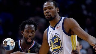 Blame the Clippers for lighting a fire under Kevin Durant - Richard Jefferson | Jalen & Jacoby