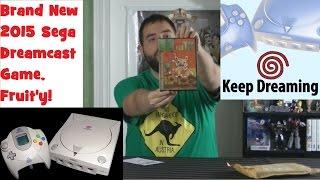 Keep Dreaming - Fruit'y - 2015 Dreamcast Game - Adam Koralik