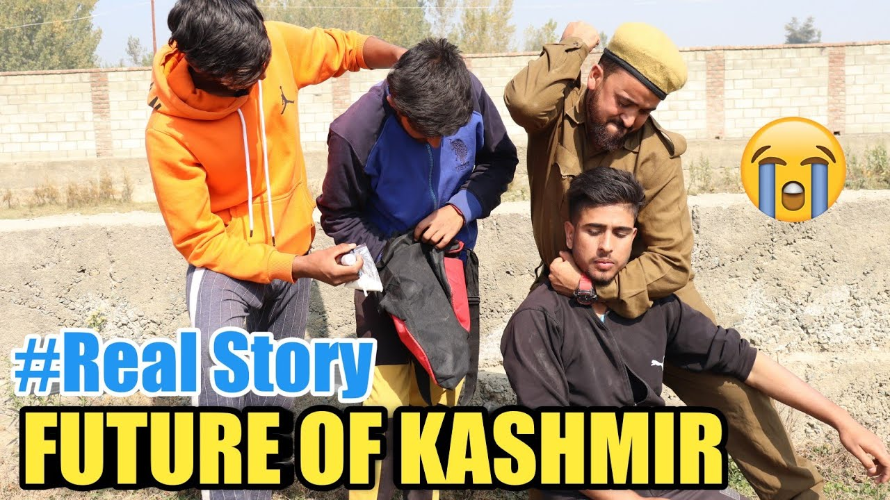FUTURE OF KASHMIR || REAL STORY || BY ULTIMATE ROUNDERS