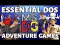 20 Essential DOS Adventure Games