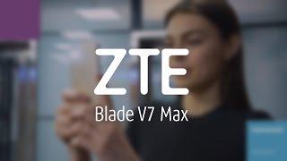 Видеообзор смартфона ZTE Blade V7 Max