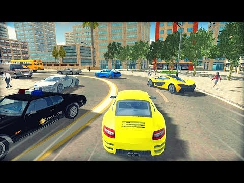 Real City Car Driver 2017 - Android Gameplay HD