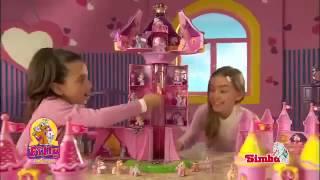 Simba Filly Unicorn Лошадки Филли (Башня Радуга и Замок Филли)- Детки Тойс