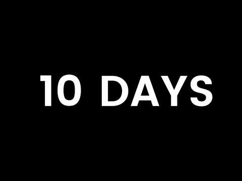 BABB Pre-sale countdown: 10 DAYS TO GO
