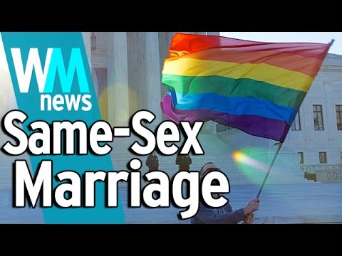 10 USA Same-Sex Marriage Facts - WMNews Ep. 34