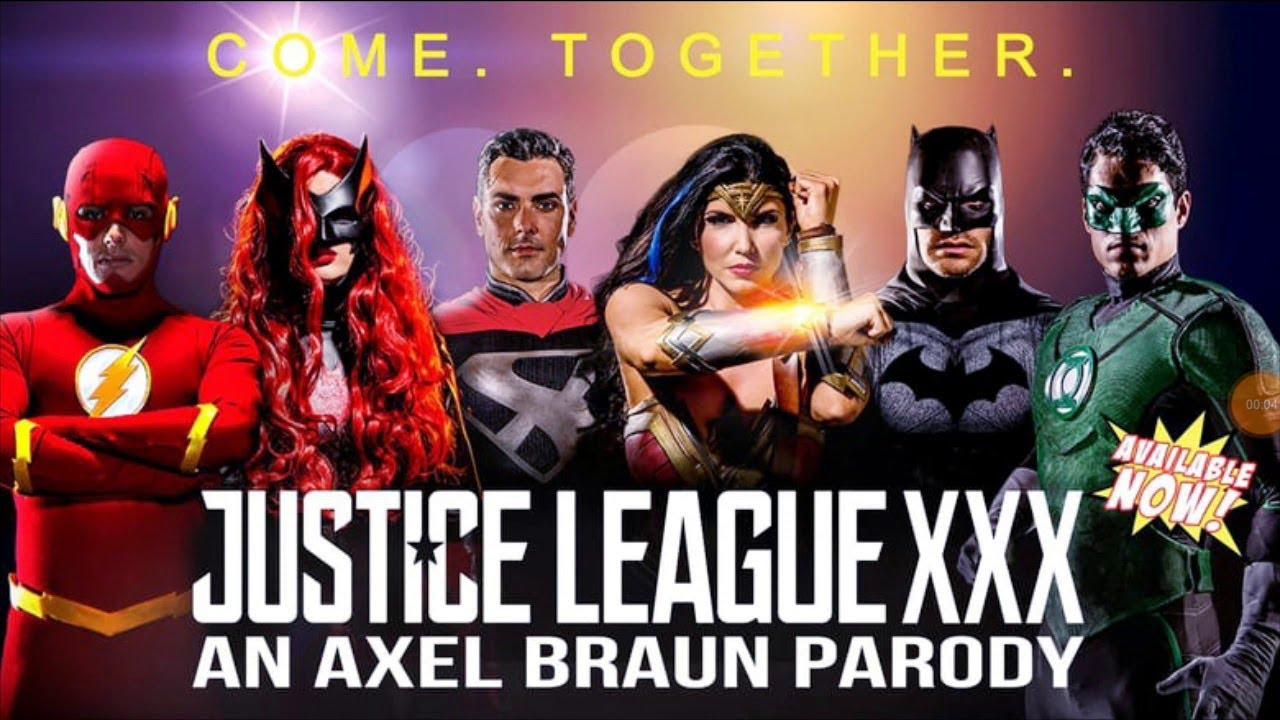 Download JUSTICE LEAGUE XXX: A PARODY ☠🔥☠