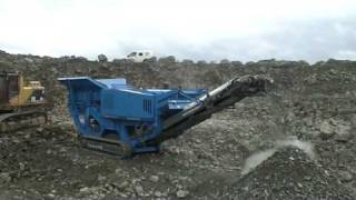 Video still for Terex Pegson XA470