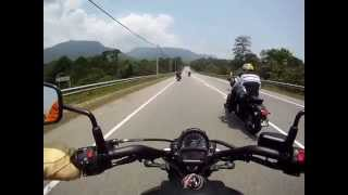 Kawasaki Vulcan S 650 vid5(Malaysia Press Introduction of the Kawasaki Vulcan S 650 test ride at Ipoh, Perak. see also the ladies riding the Vulcan S ..., 2015-03-25T10:12:25.000Z)