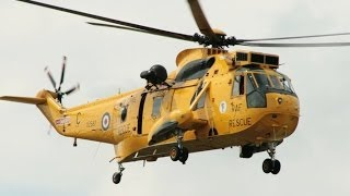 SEA KING ACCIDENT IN THE LAKE DISTRICT