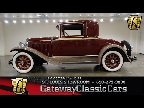 #6886 1929 Oakland American 6 - Gateway Classic Cars of St. Louis