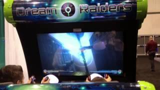 AMOA Amusement Expo 2013 Tour - The Sega Booth