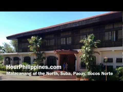Malacanang of the North Suba Paoay Ilocos Norte Tour by HourPhilippines.com