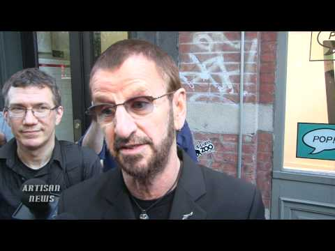 THE BEATLES VS THE ROLLING STONES RIVALRY A MYTH SAYS RINGO STARR, CHARLIE WATTS