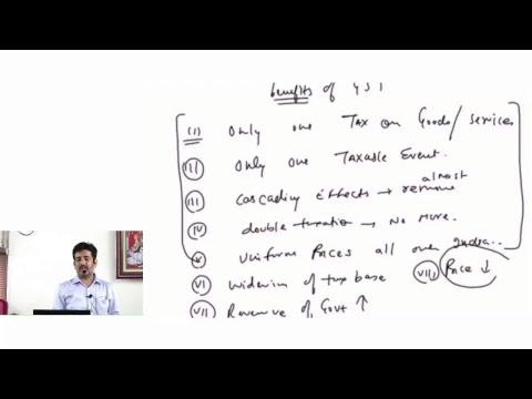 CA Arun Setia explaining the in-depth concept of GST Part -1