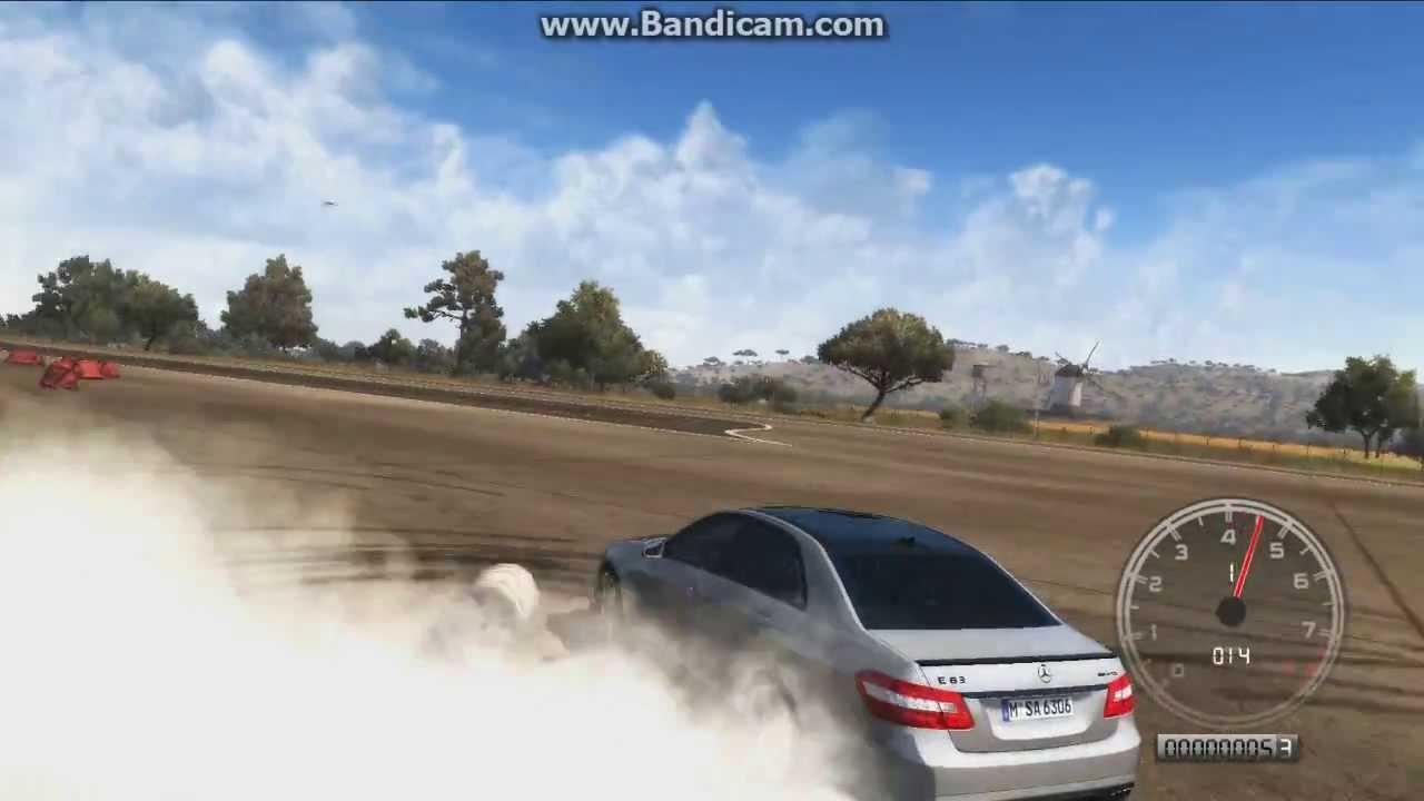 Tdu 2 Mercedes Benz Brabus E63 Amg Drift