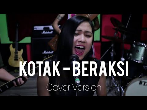 KOTAK - BERAKSI (Cover CF Project Feat Baby Borneo) #10thberaksi