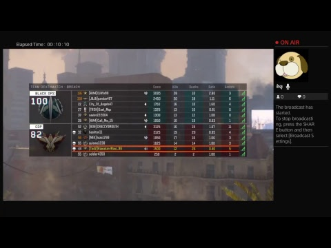 Hawaiian-Maui_96's Live PS4 Broadcast black ops3