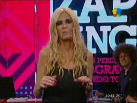 Así fue el regreso de Viviana Canosa a la televisión