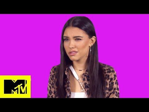 Madison Beer Plays Slanguage! | MTV Music