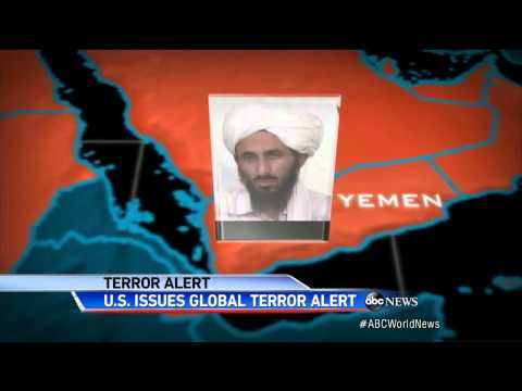 Global Travel Alert - New Details Al-Qaeda Planning Big Attack