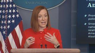 01/26/21: Press Briefing by Press Secretary Jen Psaki and Domestic Policy Advisor Susan Rice