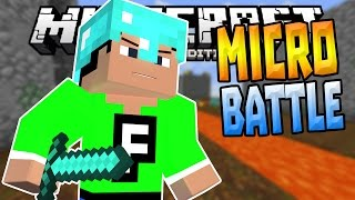 MICRO BATTLES in MCPE 0.15.0!!! - BrokenLens Server Minigame - Minecraft PE (Pocket Edition)