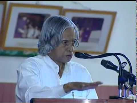 Abdul Kalam Tamil Speech In School Function Youtube