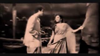 tu mera chand main teri chandani..suraiya- shyam -geeta dutt-Naushad-dillagi Mischief (1949)