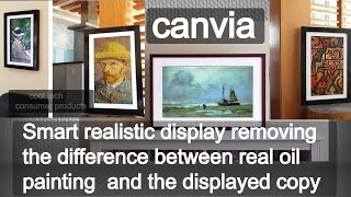 Canvia: Art Display Panel For Affordable Home Wall Art, Artwork & Oil Paintings For Home Decor &