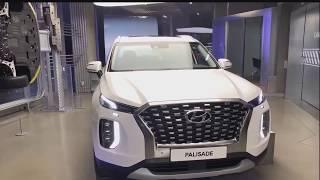 Hyundai Palisade Новый тест драйв 2020.  Hyundai Palisade OFF ROAD test drive full...