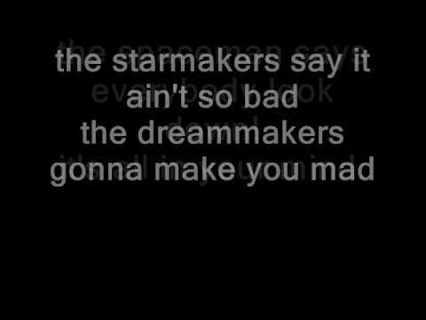 the killers spaceman lyrics!