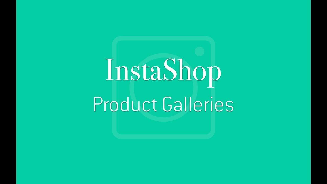Features – InstaShop